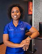 Dr. Angeleen Robinson, D.C. is a Chiropractor at Pearland Parkway