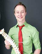 Dr. Jonathan McCune, D.C. is a Chiropractor at McCarthy Ranch
